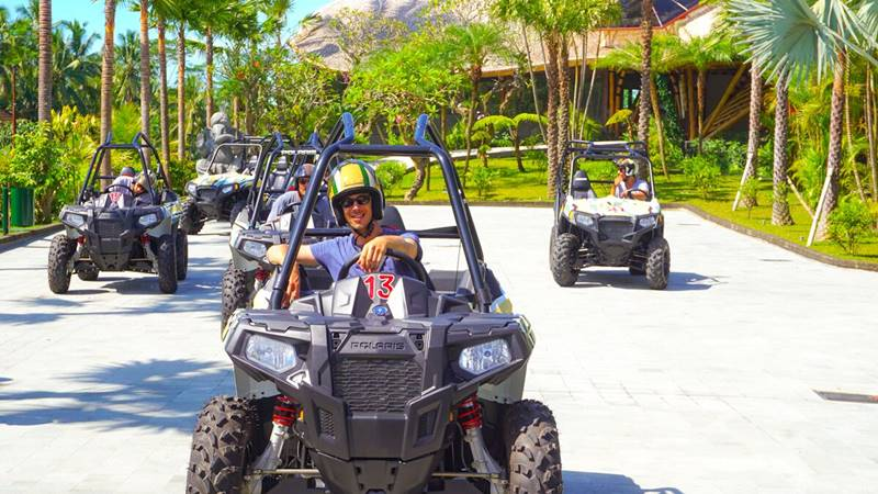 Mason Jungle Buggies Ride Adventure Bali