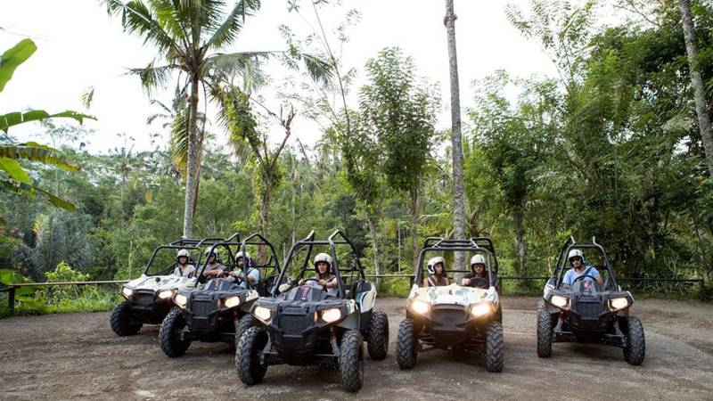 mason jungle buggy ride is one of the best adventure in Bali